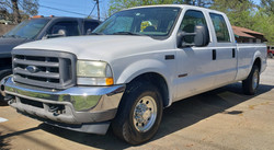 2004 Ford F250 SuperDuty Long-Bed
