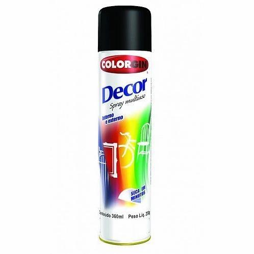 Tinta Spray Colorgin Decor 250g