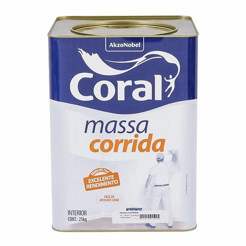 Massa Corrida PVA Coral - 25kg