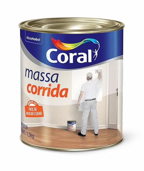 Massa Corrida PVA Coral - 1,5kg