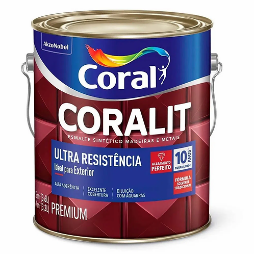 Tinta Coral Coralit Ultra Resistência - 3,6L