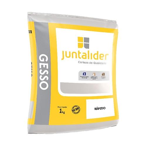 Gesso Rápido Juntalider - 1kg
