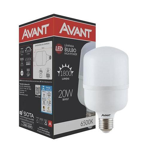 Lâmpada LED 20W Avant
