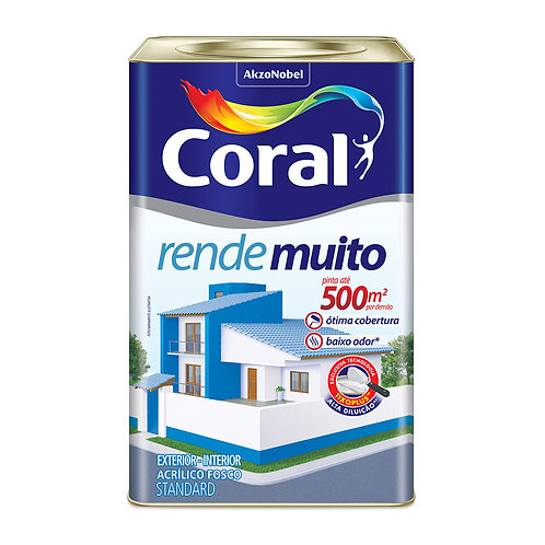 Tinta Coral RENDE MUITO - 18L