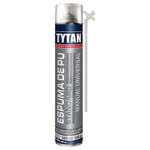 Espuma PU Expansível Standard Tytan - 500ml