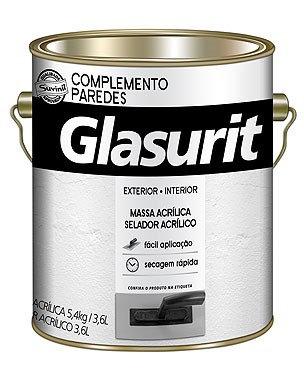 Massa Acrílica Glasurit - 3,6L