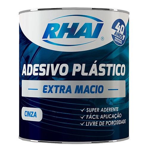 Adesivo Plástico Extra Macio Rhai - 400ml