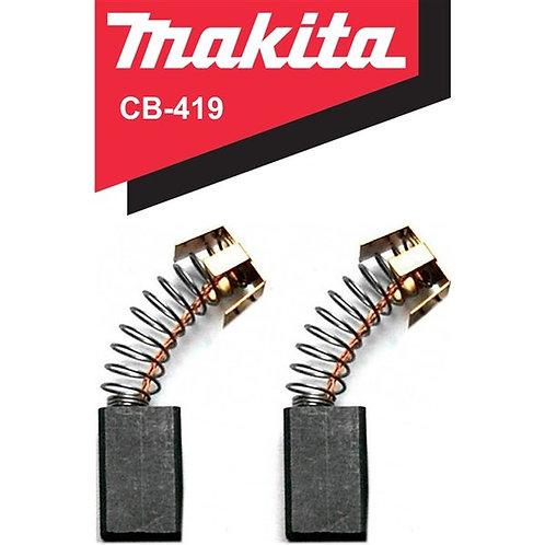 Escova de Carvão Furadeira Makita CB419