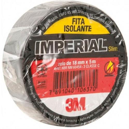 Fita Isolante Imperial Slim 18mmX5m - 3M