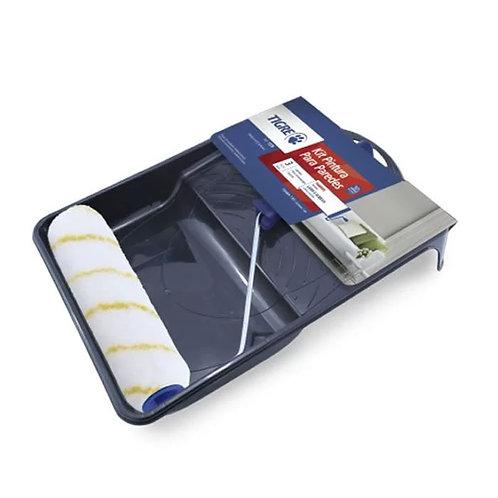 Kit de Pintura Econômico Antirrespingo Tigre - 03 Peças