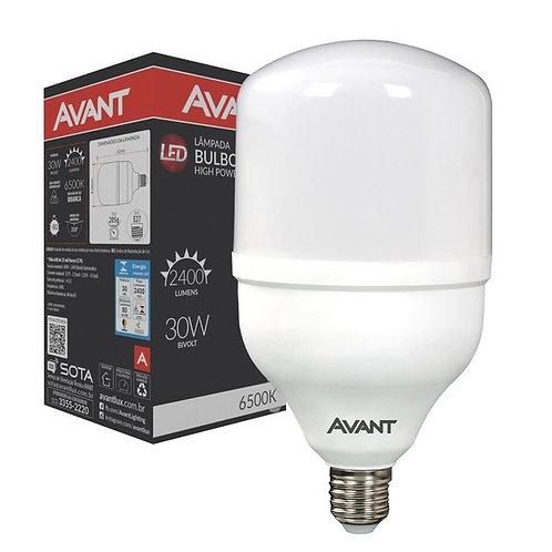 Lâmpada LED 30W Avant