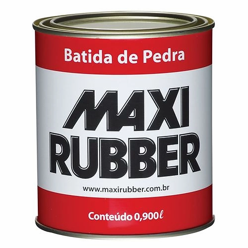 Batida de Pedra Maxi Rubber - 900ml