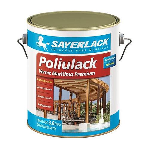 Verniz Poliulack Sayerlack Fosco Acetinado - 3,6l