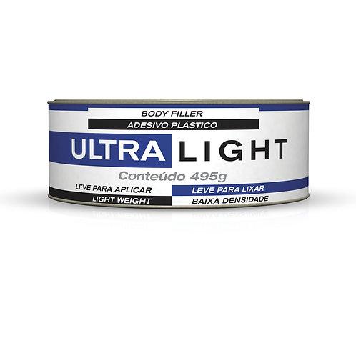 Adesivo Plástico Branca Ultra Light Maxi Rubber - 495g