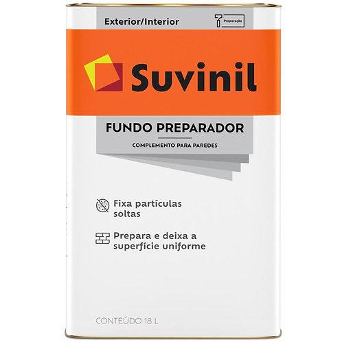 Fundo Preparador Paredes Suvinil - 18L
