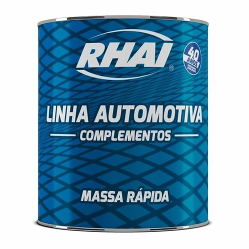 Massa Rápida Rhai - 900ml