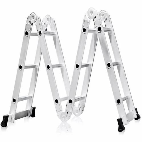 Escada de Alumínio Multifuncional MOR 4x3