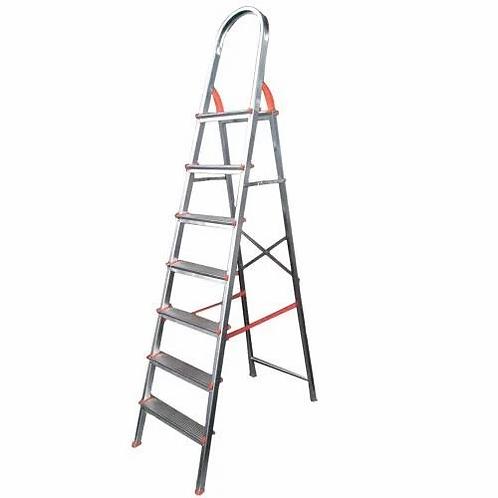 Escada de Alumínio Doméstica Ágata - 07 Degraus