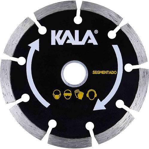 Disco Diamantado Segmentado 110X20mm - Kala