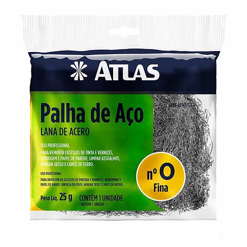 Palha de Aço Atlas - nº0