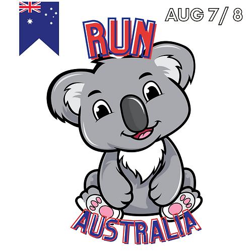 RUN AUSTRALIA
