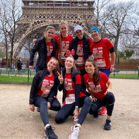 """""""Move your body, not your boobs"""" - Ein Wochenende beim Paris Halbmarathon gemeinsam mit Anita active"""