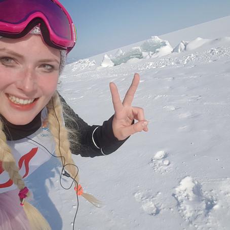 Baikal Ice Marathon 2017