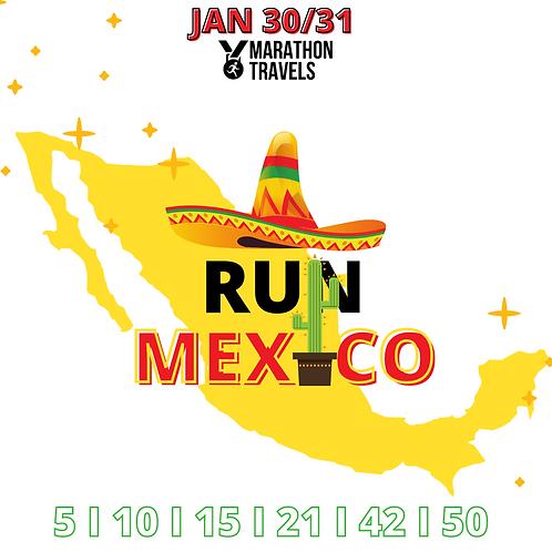RUN MEXICO