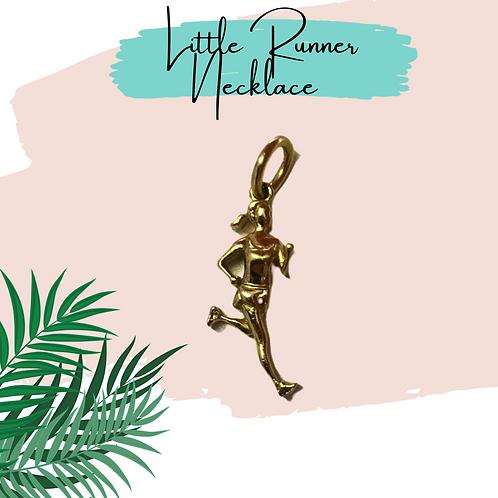 Little Runner Necklace