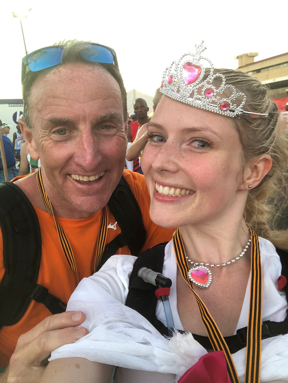 time lord and comrades ultra marathon runner Gary