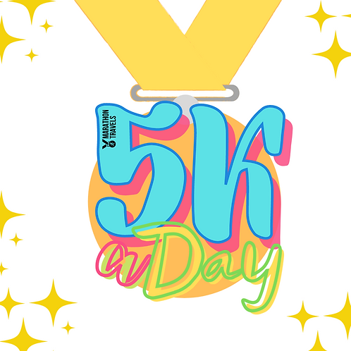 5K A DAY - STREAK RUN