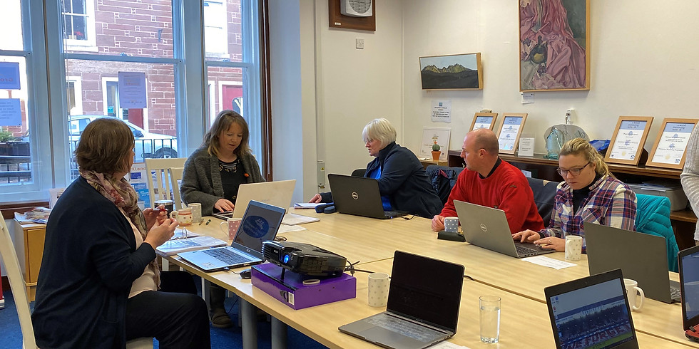 Setting Your Business Strategy, Learning Session, Coupar Angus