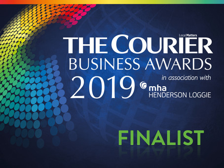 GrowBiz Finalists in Courier Business Awards 2019