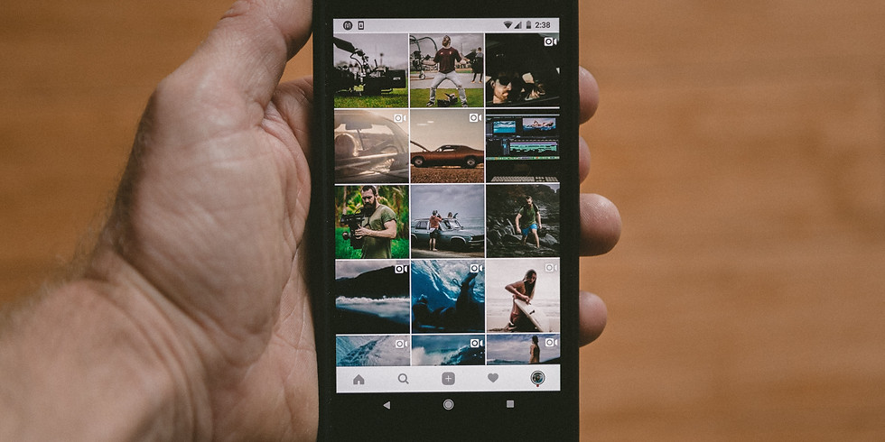 How To Improve Your Instagram Engagement, Online Learning Session