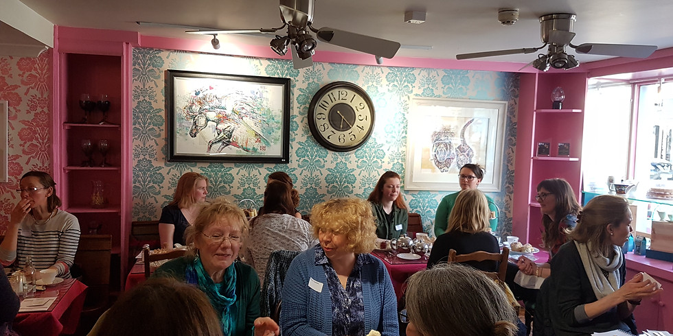 Women's Enterprise Networking Event, Highland Perthshire