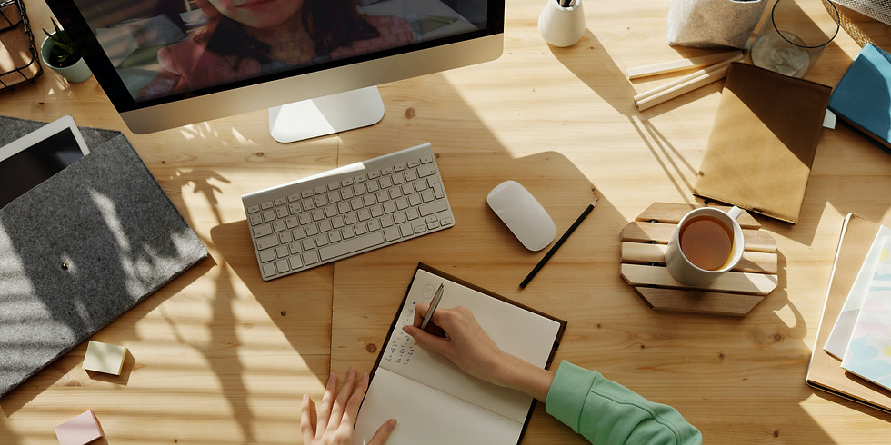 Delivering an Effective Online Training Course/Workshop, Learning Session