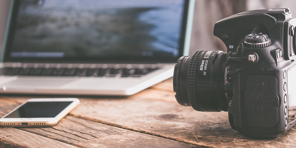 Introduction to Video Editing, Online Learning Session