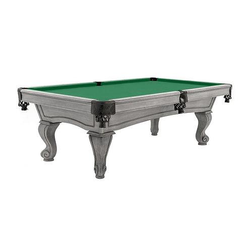 Imperial Pool Table RESOLUTE rams head legs