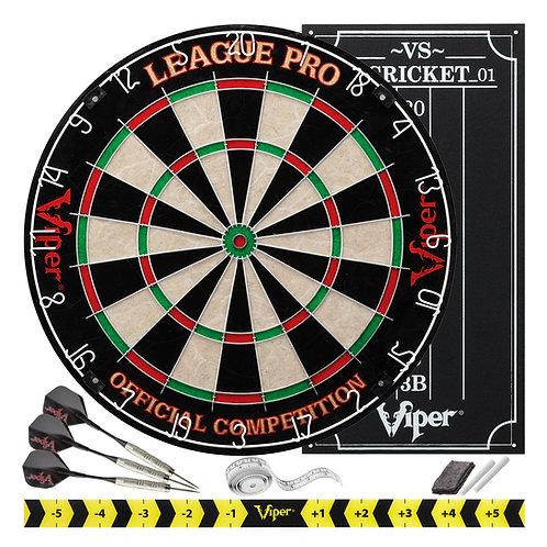Viper Pro League Sisal Dartboard