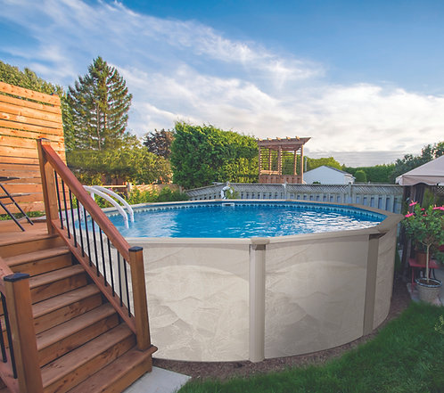 Vision by Cornelius Pools (ROUND AND OVAL)