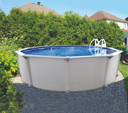 Nevada by Trevi Pools (ROUND AND OVAL)