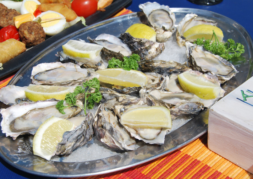 Namibian Oysters