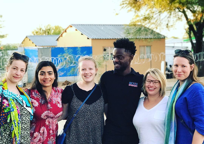 Bar- hopping in Katutura (Windhoek)