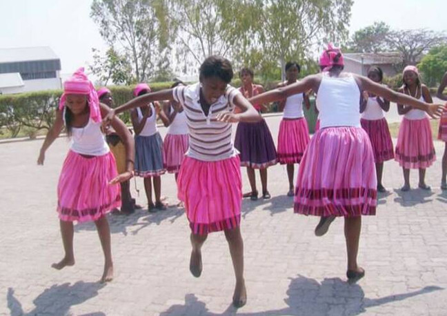 Aavambo traditional dance