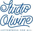 Portland Oregon Letterpress Studio Olivi