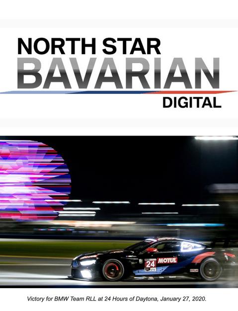 North Star Bavarian February 2020