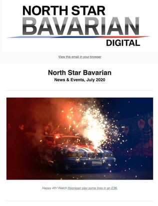 North Star Bavarian July 2020