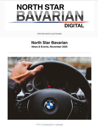 North Star Bavarian, November 2020.