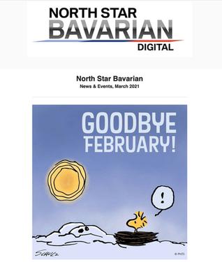 North Star Bavarian, March 2021
