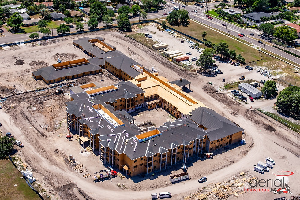 st pete const aerial - Prevarian. Learn